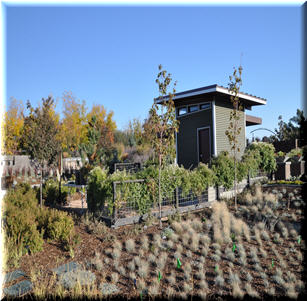 Jordan Valley Demonstration Garden